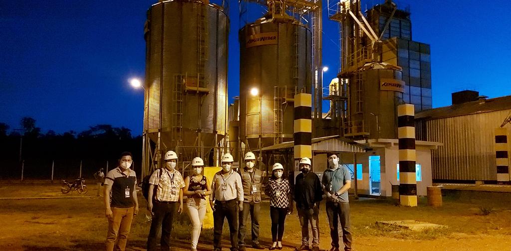 Promoviendo el desarrollo productivo del departamento de Pando la Zona Franca Comercial  e Industrial de Cobija anunció la reactivación de los Silos de Almacenamiento, para el acopio de granos de productores de los municipios del departamento de Pando.
